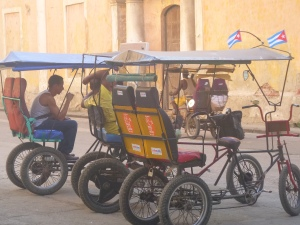 Cuba, charrette à cheval